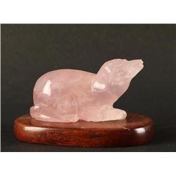 Chinese Pink Stone Goat