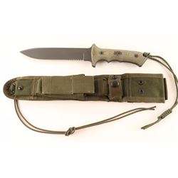 Chris Reeve Survival Knife with Sheath