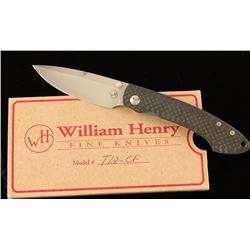 William Henry Folding Knife