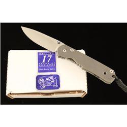 Chris Reeve Folding Knife