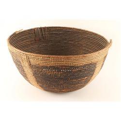 Large Susquehannock Basket