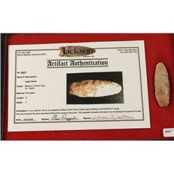 Agave Basin Arrowhead