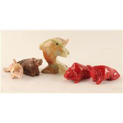 Lot of 5 Miniatures