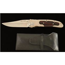 Alan Elishewitz Folding Knife