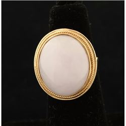 Lavender Stone Ring