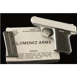 Jimenez Arms J.A. 22 .22 LR SN: 1275266