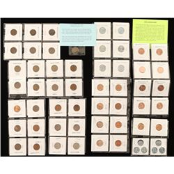 Lot of Pennies