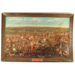 """Custer's Last Fight"" Advertiser"