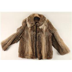 Unisex Wolf Coat