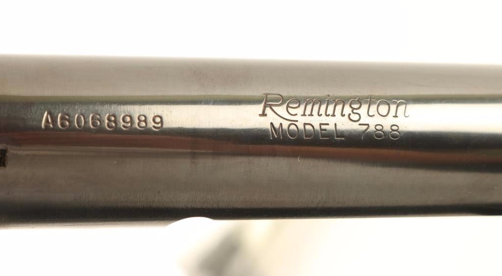 Remington 788 6mm Parts Gun