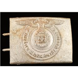 German WWII Waffen SS Enlisted Mans Buckle