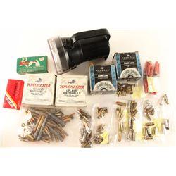 Box Lot of Misc Ammo