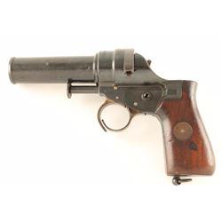 Czech VZ30 Flare Pistol