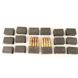 Lot of M1 Garand Clips