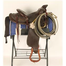 Porter Saddle