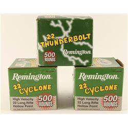 1500 Rds 22 Thunderbolt