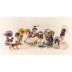 De Grazia Figurine Collection