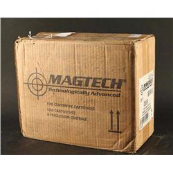 1000 Rds 38 Spl MagTech