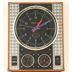Airfield Wall Clock