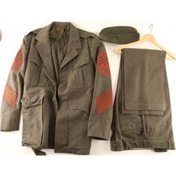 Marine Corps Uniform