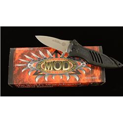 Masters of Defense Auto Knife