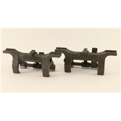 Collection of 2 HK Claw Scope Mounts