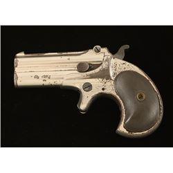 Remington Double Derringer .41 RFS SN: 77