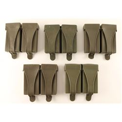 Lot of 5 Late Style G3 Mag Pouches