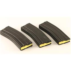 3 Mossberg AR15 Mags