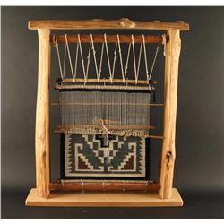Navajo Miniature Loom
