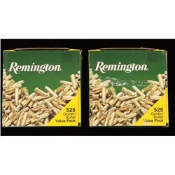 Lot of 1050rds of .22LR