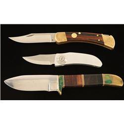 (3) Knives