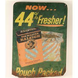 Raleigh Cigar Advertiser