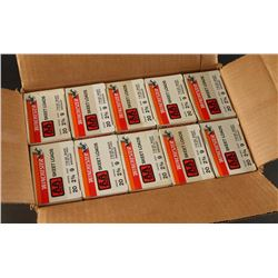 Case of 20 Ga Skeet Ammo