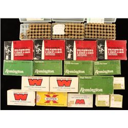 Large Lot of Misc. Ammo