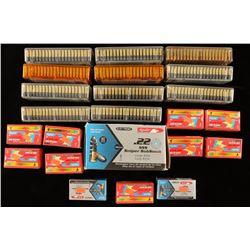 Lot of 22 Ammo