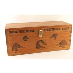 Ducks Unlimited Sportsmans Trunk