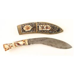 Kukuri Knife with Sheath