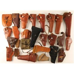 Mixed Lot of Holsters