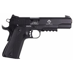 GSG German Sports Guns 1911ADOP GSG-1911 Single 22 Long Rifle (LR) 5  10+1 Black Synthetic Grip Blac