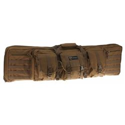 """Drago Gear 12-303TN Tactical Gun Case 42"""" 600 Denier Polyester Tan"""