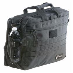 Drago Gear 15305BL Side Packs Tactical Laptop Briefcase Black
