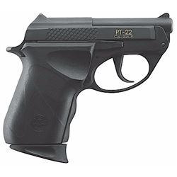 "Taurus 1220031PLY M22 Double 22 Long Rifle 2.3"" 8+1 Black Polymer Grip Blued"