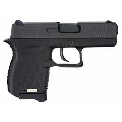 "Diamondback DB9NS Micro-Compact DAO 9mm 3"" 6+1 NS Poly Grip/Frame Black"