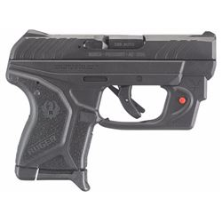 """Ruger 3758 LCP II with Viridian Red Laser Single/Double 380 Automatic Colt Pistol (ACP) 2.75"""" 6+1 Bl"""