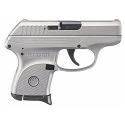 """Ruger 3741 LCP Double 380 Automatic Colt Pistol (ACP) 2.75"""" 6+1 FS Polymer Grip/Frame Savage Stainle"""