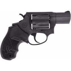 "Taurus 2605021 605 Single/Double 357 Magnum 2"" 5 FS Black Rubber Blued"