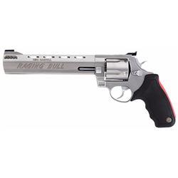 "Taurus 2454089M Mod 454 Raging Bull 454 Casull 8.37"" 5rd Adj Sight Syn Grip SS"
