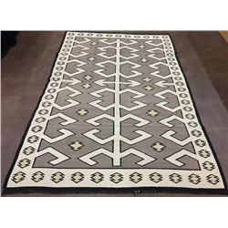 Large Crystal (JB Moore) Navajo Textile