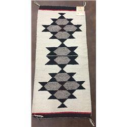 Navajo Textile by Marie Nez